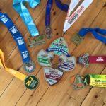 11 medals